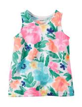 Carter's® Floral Print Top - Toddler Girls