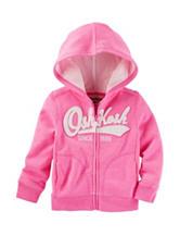 OshKosh B'gosh® Pink Logo Hoodie - Toddler Girls