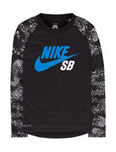Nike® SB Raglan Dri-Fit T-shirt - Boys 8-20