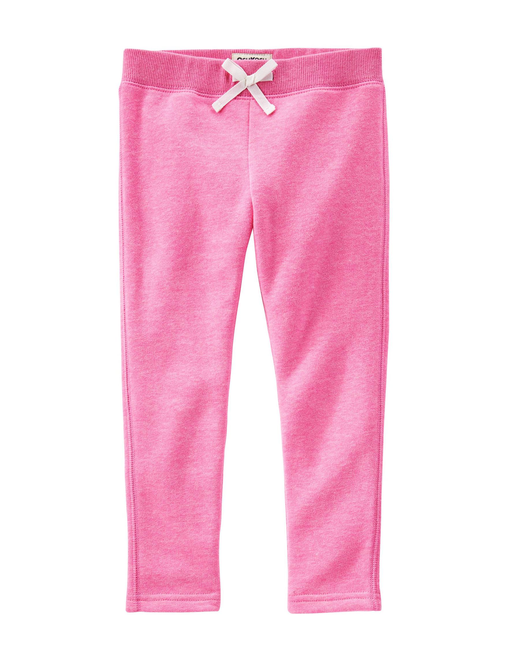 Oshkosh B'Gosh Pink Stretch