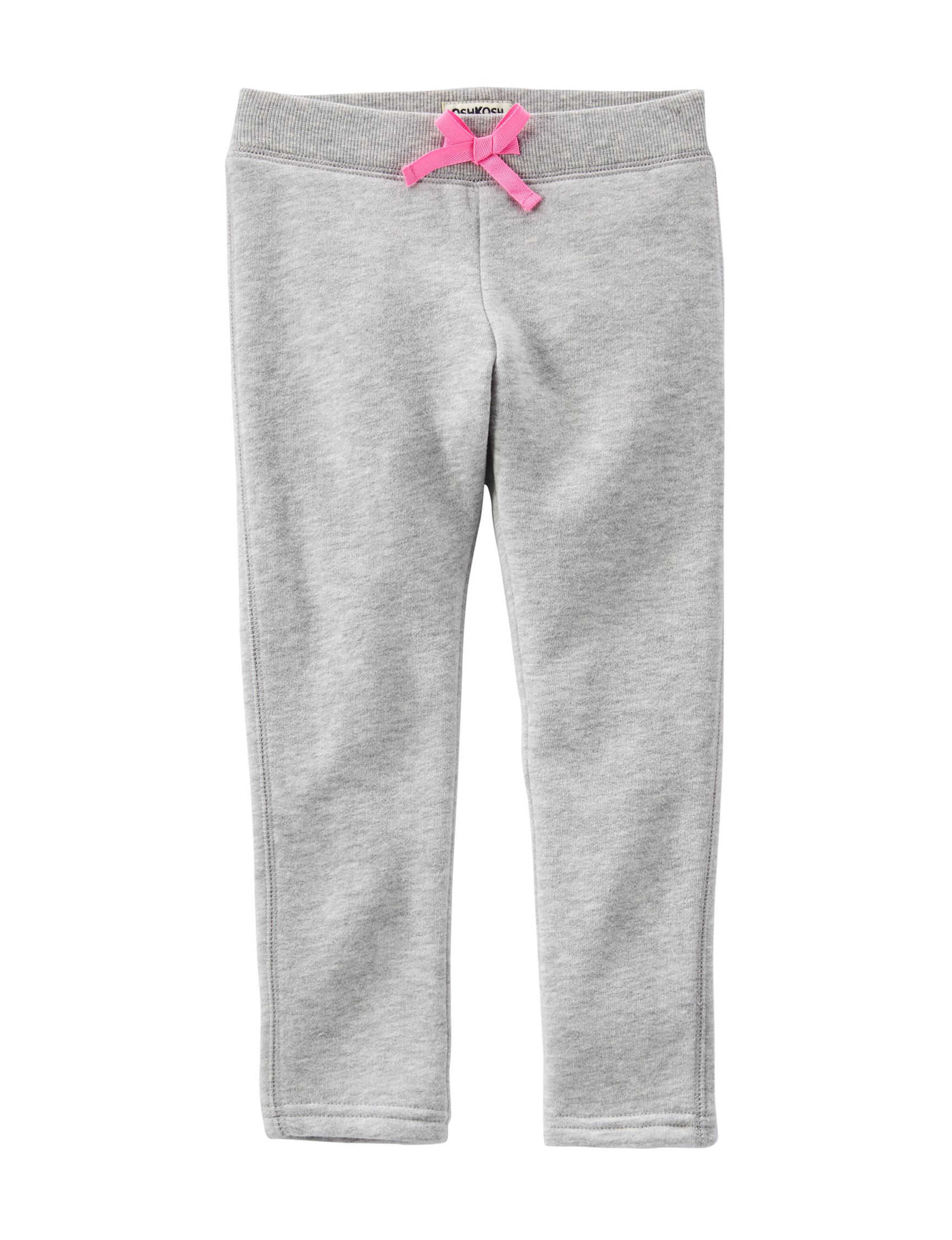Oshkosh B'Gosh Heather Grey Loose