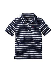 Carters® Striped Print Polo - Boys 5-8