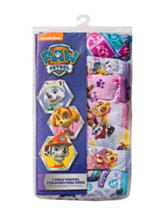 PAW Patrol 7-pk. Panties - Toddler Girls