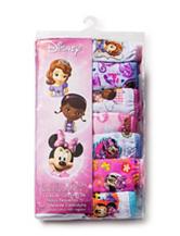 Minnie Mouse 7-pk. Panties - Toddler Girls