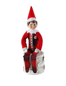The Elf on the Shelf® Plaid Print Pajama Onesie