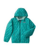 Columbia® Bella Wooby Fleece Jacket – Girls 7-16