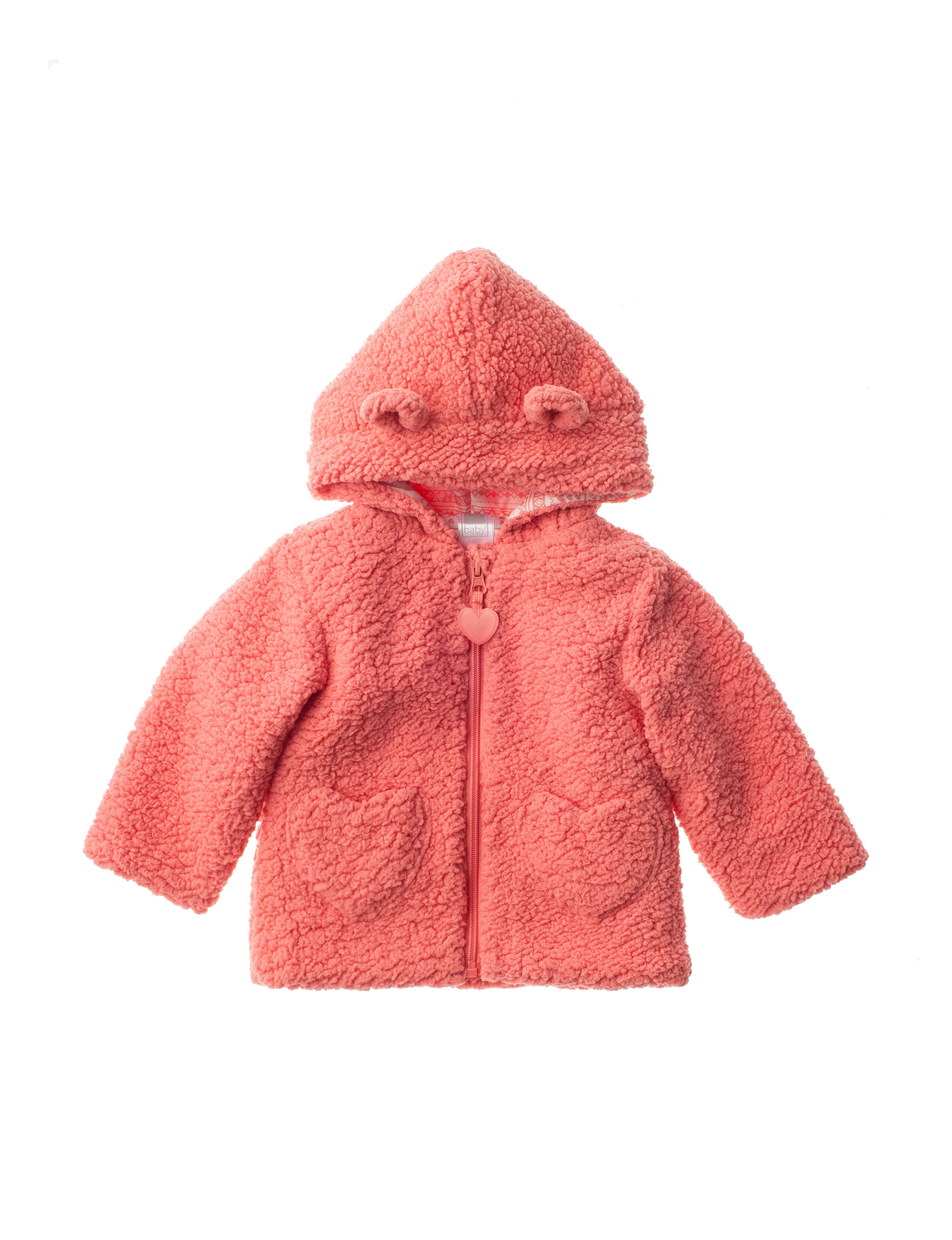 QT Baby Coral Lightweight Jackets & Blazers