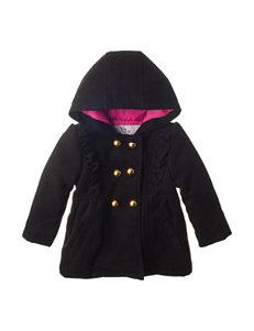 KC Collections Black Lightweight Jackets & Blazers