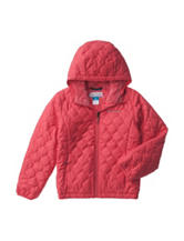 Columbia® Pink Bella Wooby Fleece Jacket – Girls 7-16