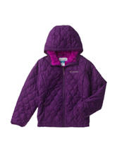 Columbia® Purple Bella Wooby Fleece Jacket – Girls 7-16