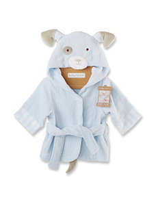 Baby Aspen Blue Baby Robes