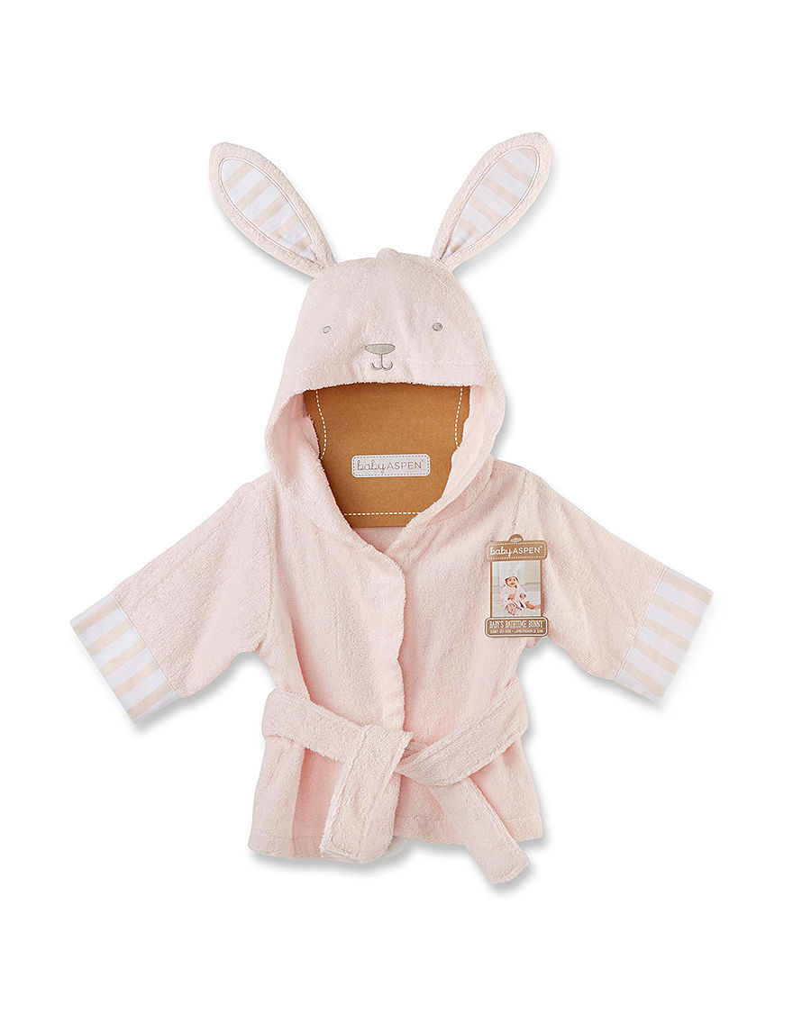 Baby Aspen Pink Baby Robes