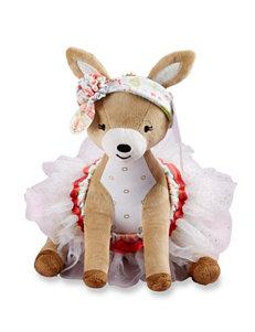 Baby Aspen 3-pc. Flora The Fawn Plush Plus Deer Set - Baby 0-6 Mos.