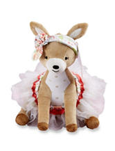 Baby Aspen 3-pc. Flora The Fawn Plush Plus Deer Set - Baby 0-6 Mos.