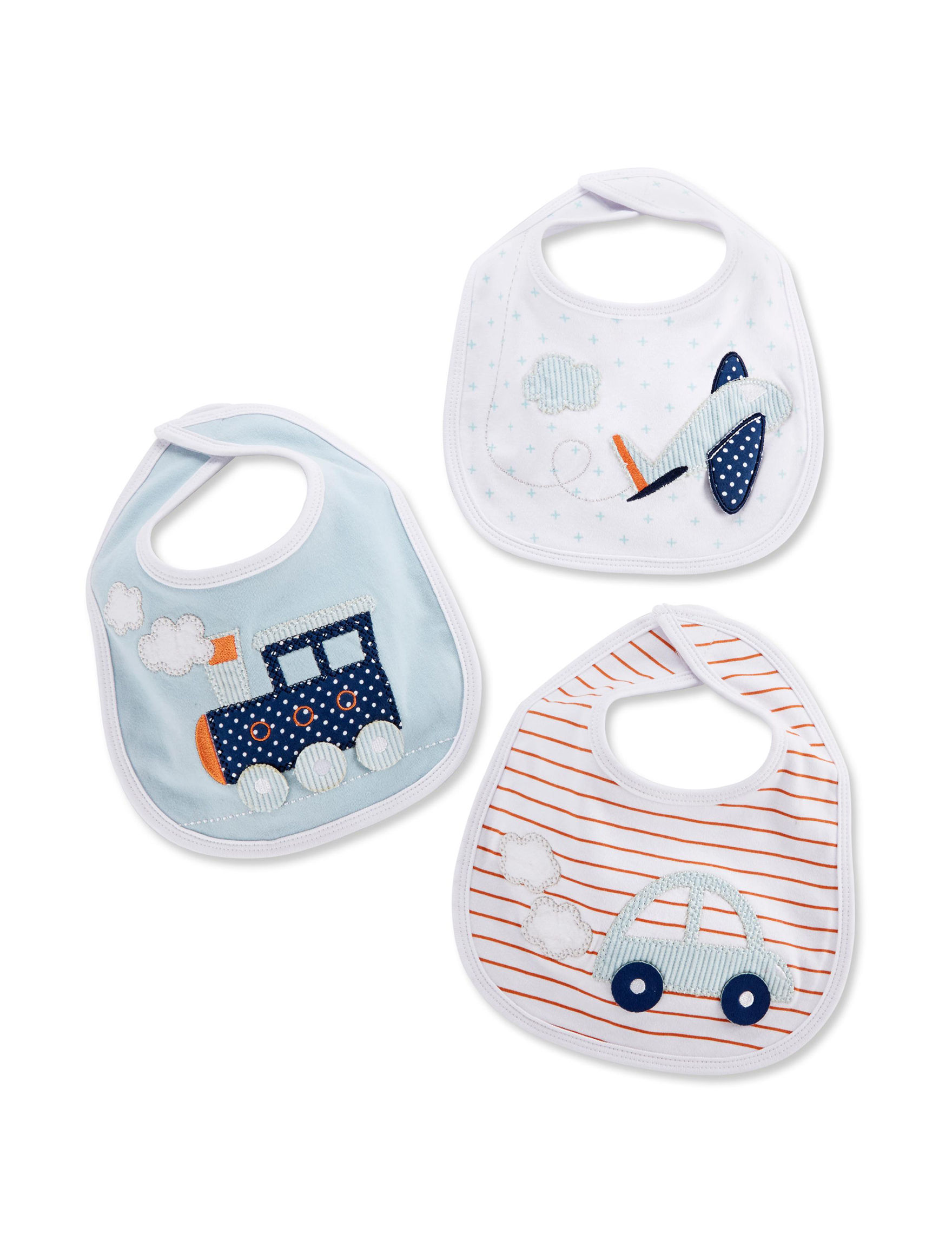 Baby Aspen Multi Bibs & Burp Cloths