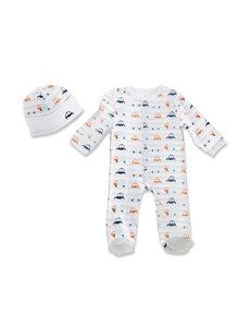 Baby Aspen 2-pc. On The Move Pajama Set - Baby 0-6 Mos.