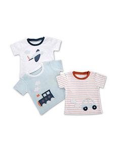 Baby Aspen 3-pk. The Adventure Begins T-shirts - Baby 0-6 Mos.