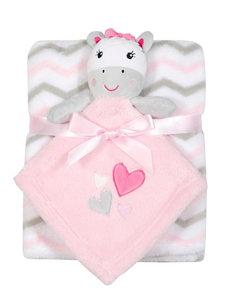 Baby Gear Pink / White