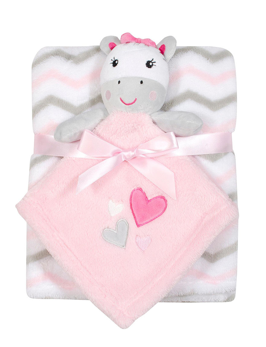 Baby Gear Pink / White