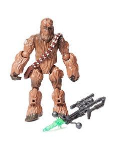 Hasbro Star Wars Hero Masher Chewbacca Figure