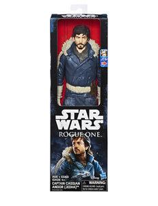 Hasbro Star Wars Captain Cassian Andor Figurine