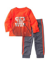 RBX Get The Win Pants Set - Baby 12-24 Mos.