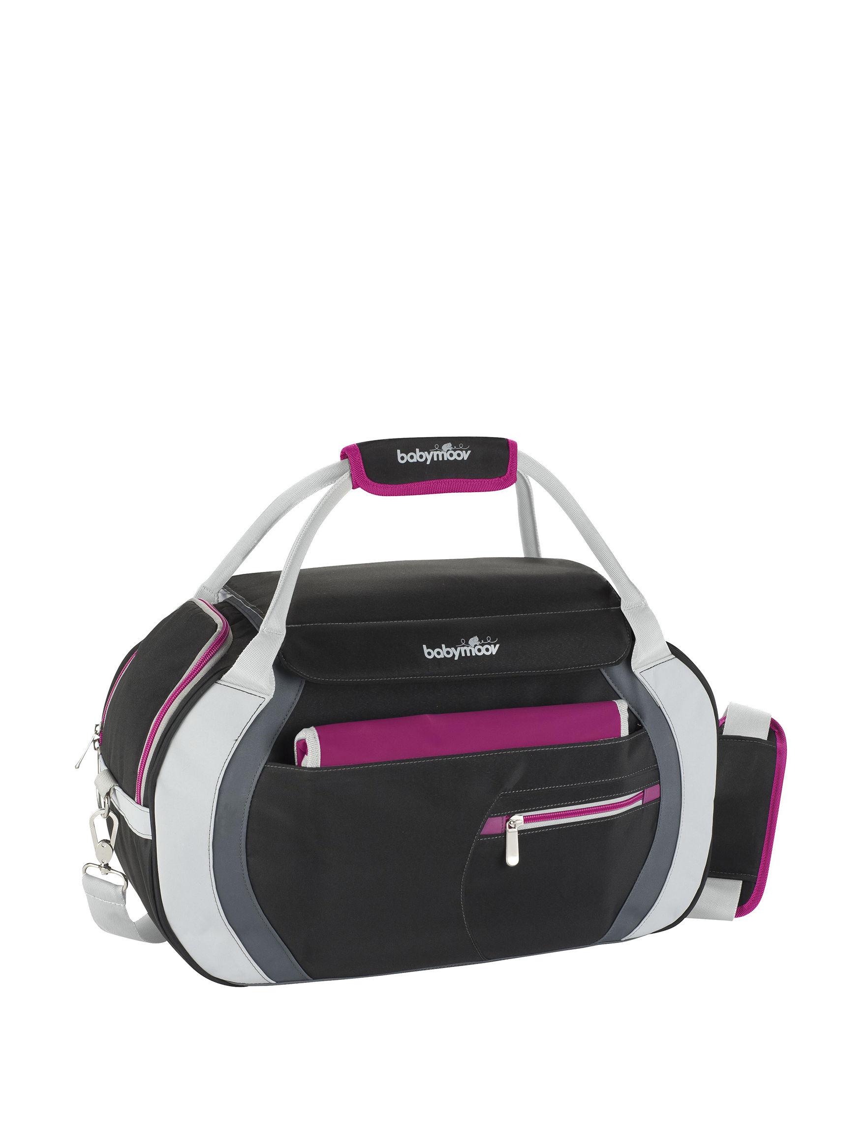 Babymoov Black / Pink Diaper Bags