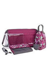 Babymoov Messenger Diaper Bag - Hibiscus