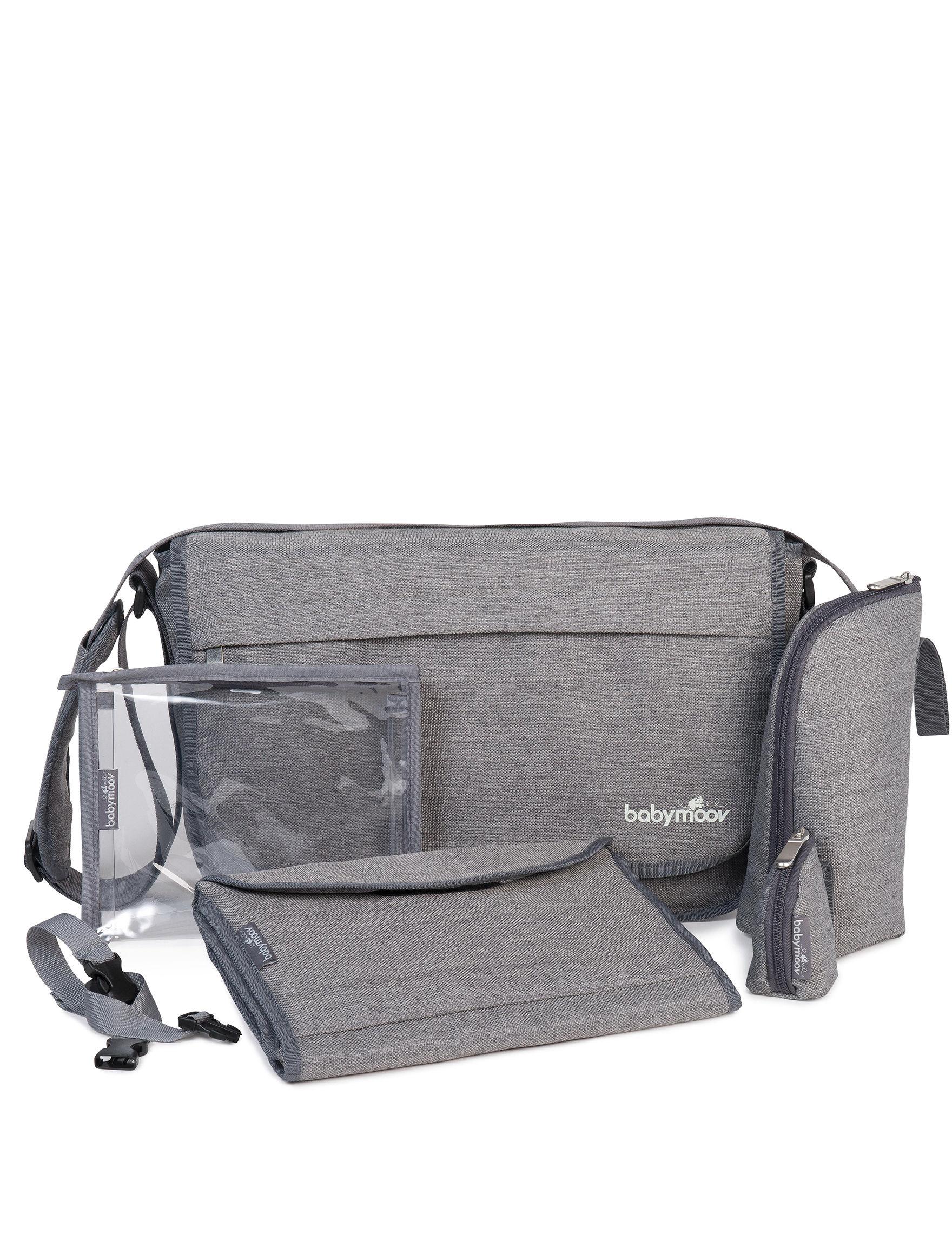 Babymoov Smoke Diaper Bags