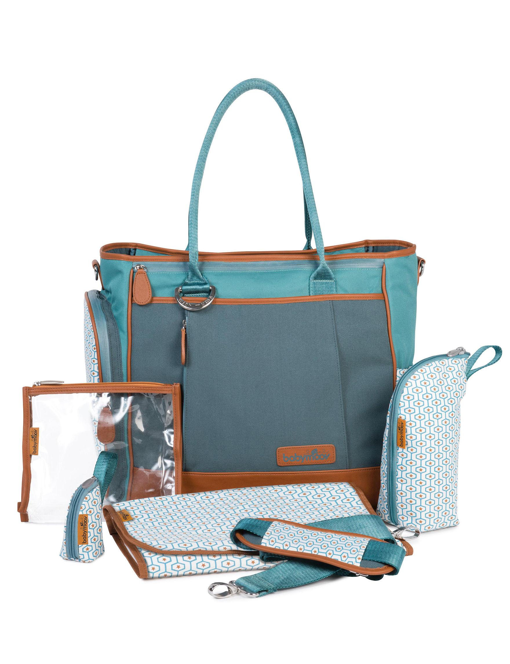 Babymoov Blue Diaper Bags