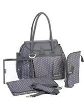 Babymoov Style Diaper Bag - Zinc