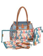 Babymoov Style Diaper Bag - Petrol