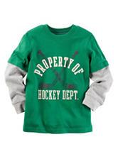 Carters® Property Of Hockey T-shirt - Boys 4-8