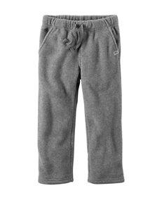 Carters® Grey Fleece Pants - Boys 4-8