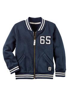 Carter's Navy Lightweight Jackets & Blazers