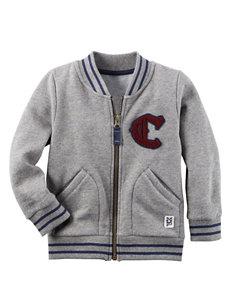 Carter's® Baseball Jacket – Boys 4-8