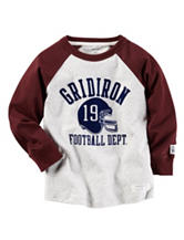 Carter's® Gridiron Raglan T-shirt – Toddler Boys