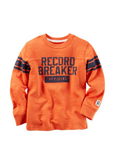 Carters® Record Breaker T-shirt – Toddler Boys