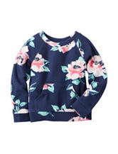 Carter's® Floral Print Top – Toddler Girls