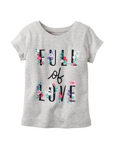 Carters® Full of Love Top - Girls 4-8