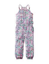 Carter's® Aztec Print Jumpsuit - Toddler Girls