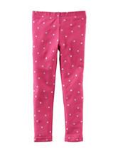 Carter's® Foil Star Print Leggings - Toddler Girls