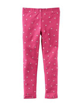 Carter's® Foil Star Print Leggings - Girls 4-8