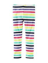 Carter's® Multicolor Striped Print Leggings - Girls 4-8