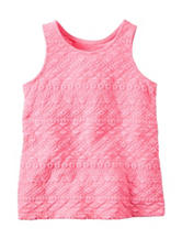 Carter's® Textured Top - Toddler Girls