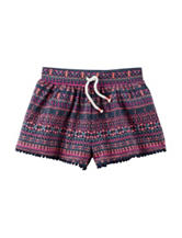 Carter's® Multicolor Aztec Print Shorts - Toddler Girls