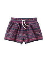 Carter's® Multicolor Aztec Print Shorts - Girls 4-8