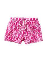 Carter's® Ikat & Heart Print Shorts - Girls 4-8