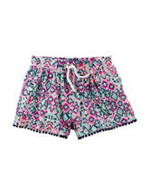 Carter's® Multicolor Aztec Geo Print Shorts - Girls 4-8