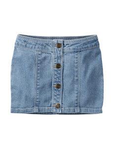Carter's® Denim Button Skirt - Girls 4-8